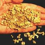 physical characteristics of gold