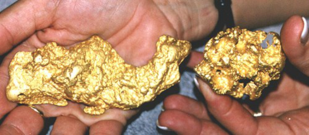 FINDING GOLD  – Golden Tips For Prospectors
